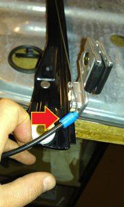 reparation leve vitre golf4 d